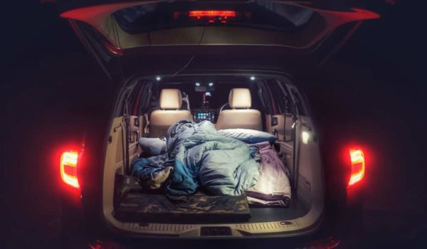 7 Tips to Sleep in a Car Comfortably