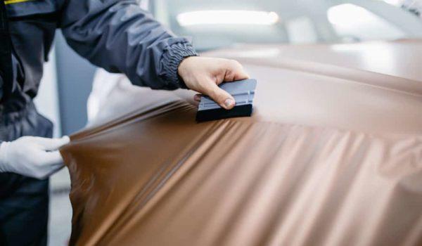 5 Easy Steps to Vinyl-wrap a Car