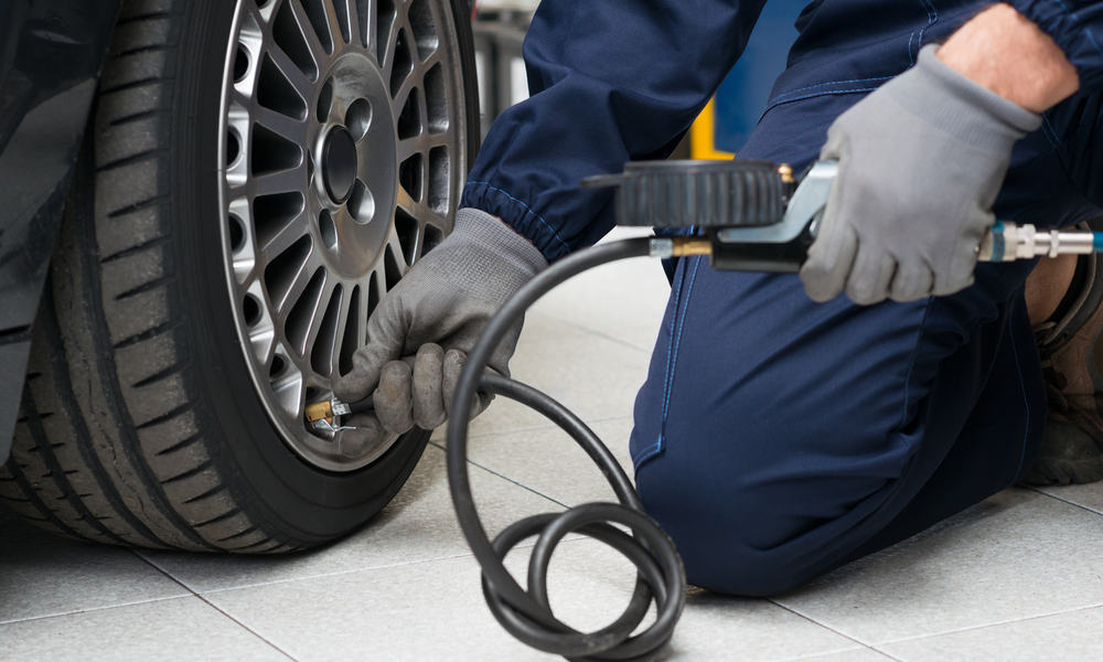 How Often Should You Check Your Tire Pressure