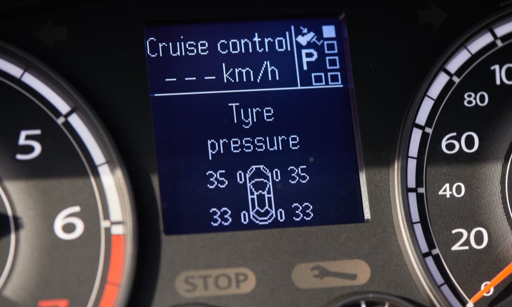 How does the TPMS System Work