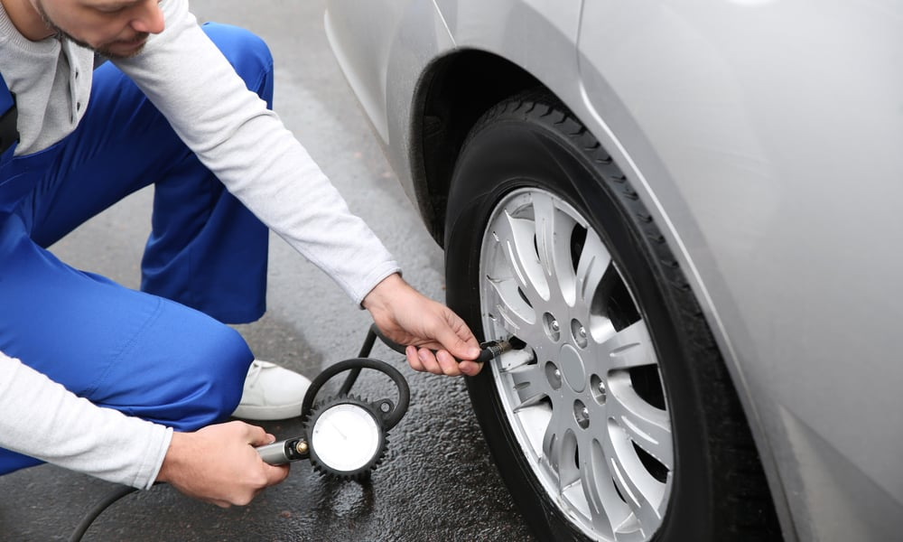 The Connection Between Tire Pressure and Road Safety