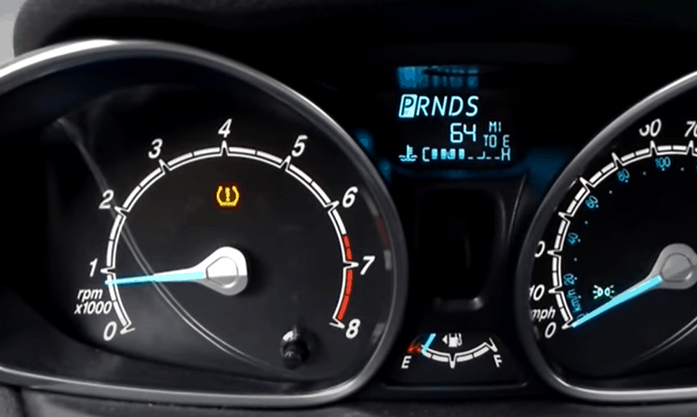 The Tire Pressure Warning System