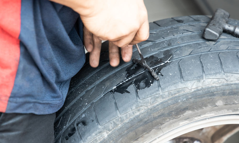 When is it Safe to Patch a Tire
