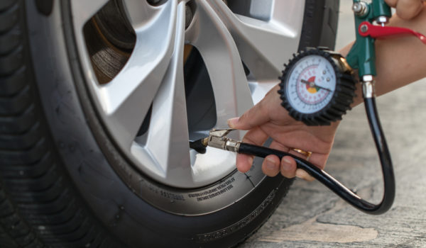 5 Easy Steps to Fix Low Tire Pressure