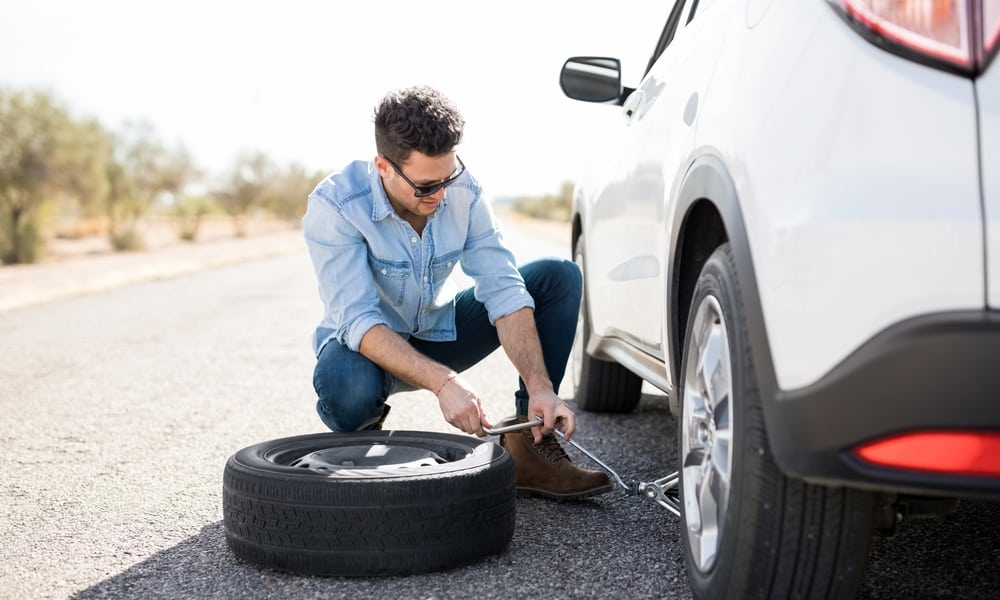 Full-Size Spare Tires