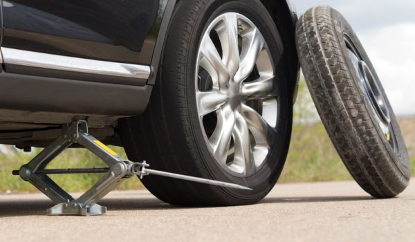 How Fast Can You Drive on a Spare Tire?
