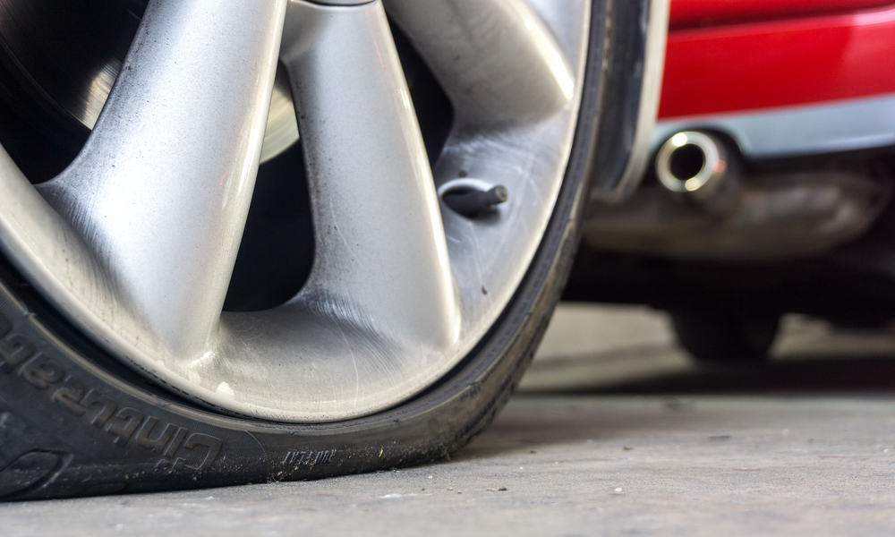 Repercussions of Driving with Low Tire Pressure
