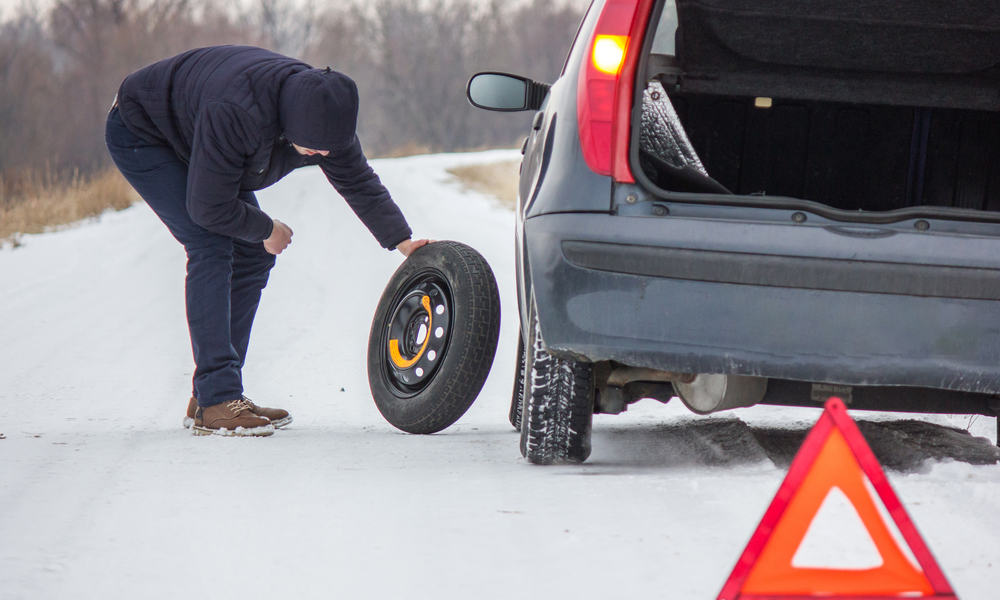Space-Saver Spare Tires