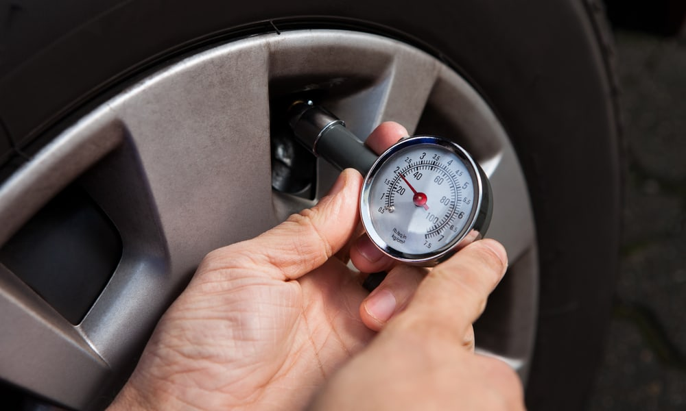 When is the Best Time to Check the Tire Pressure