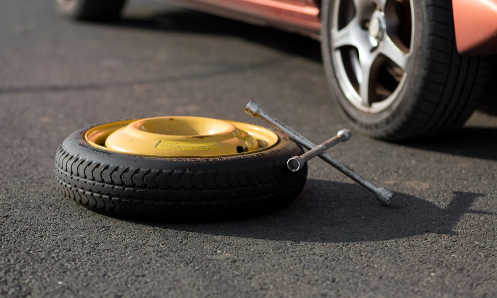Why You Need to Drive Slow on Spare Tires