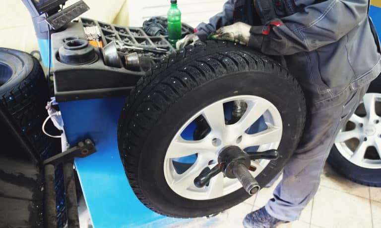 6 Easy Steps to Balance a Tire Yourself