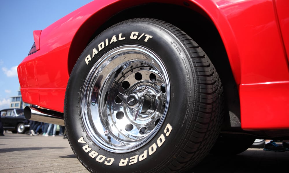 Benefits of radial tires