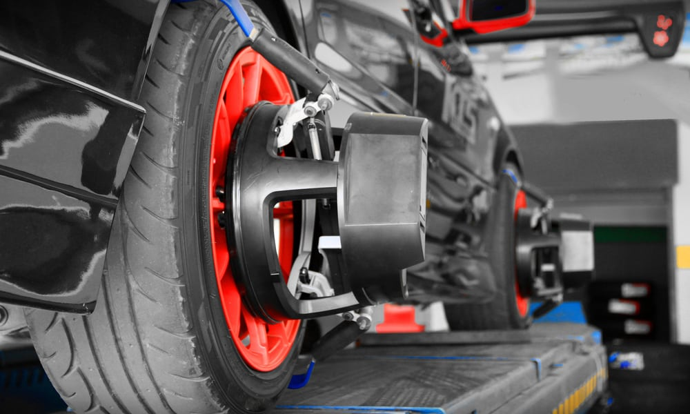 Types of tire balancing