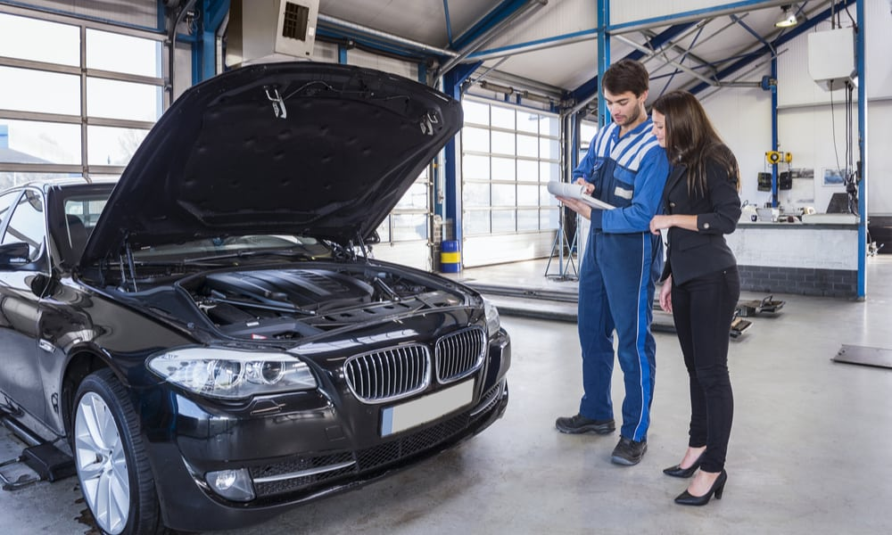 Safety inspection when bringing a vehicle from another jurisdiction