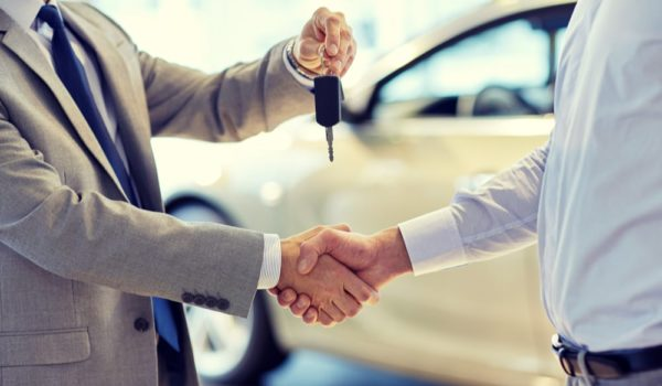 What do you do when you buy a car from a private owner?