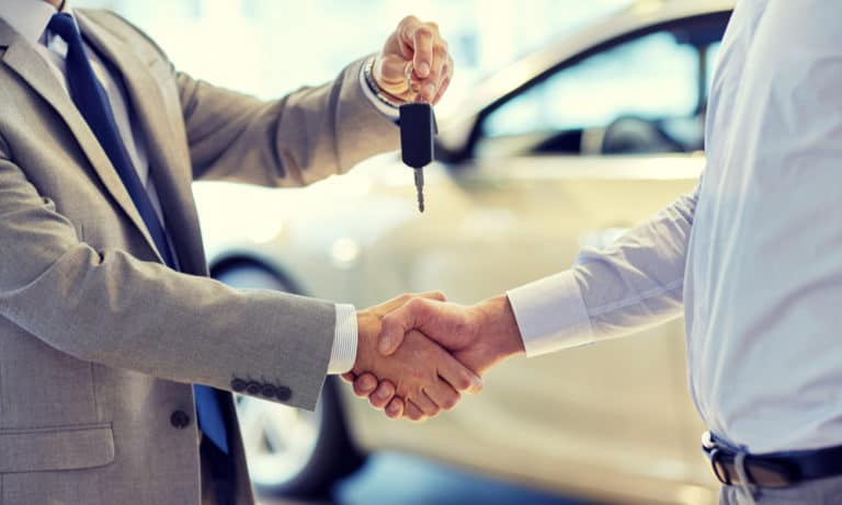 What do you do when you buy a car from a private owner