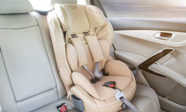 5 Options to do with Old Car Seats