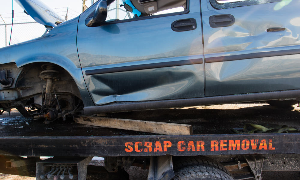 Contact a Junk Removal Service