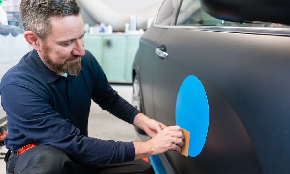 How to Remove Car Decals