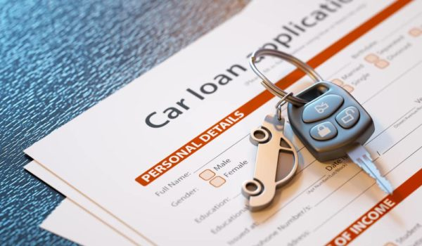 How to sell a car with a loan?