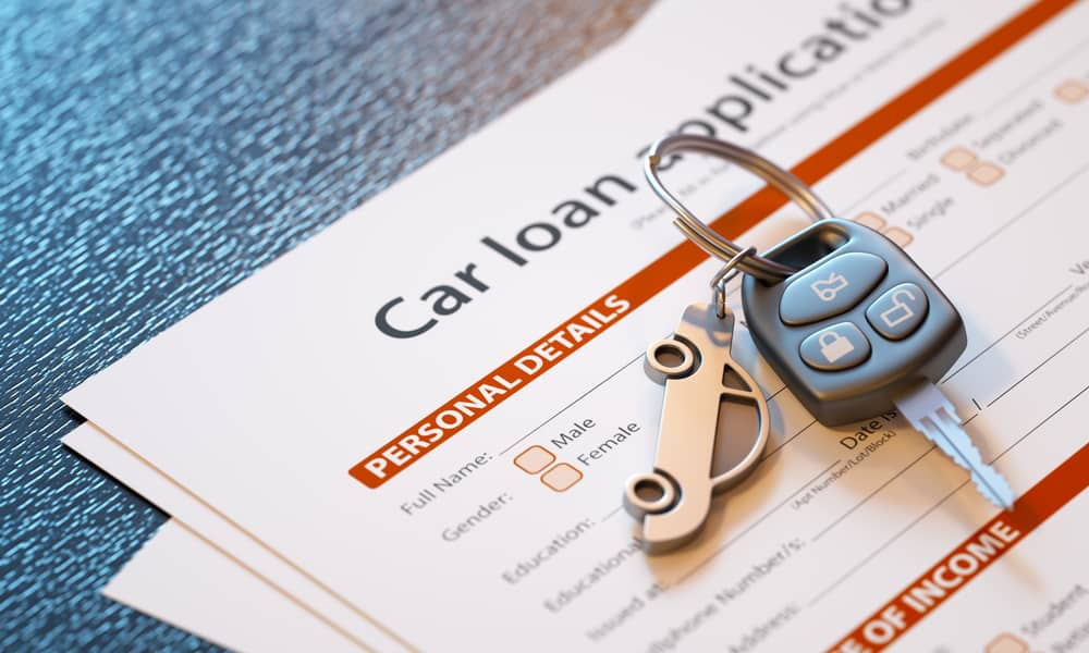 How to sell a car with a loan